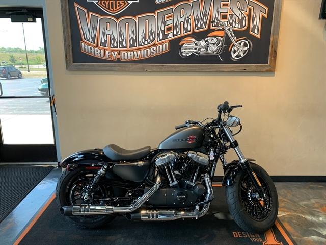 2020 Harley-Davidson Sportster Forty-Eight at Vandervest Harley-Davidson, Green Bay, WI 54303