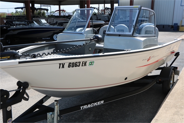 2018 Tracker Pro V16 Guide at Jerry Whittle Boats