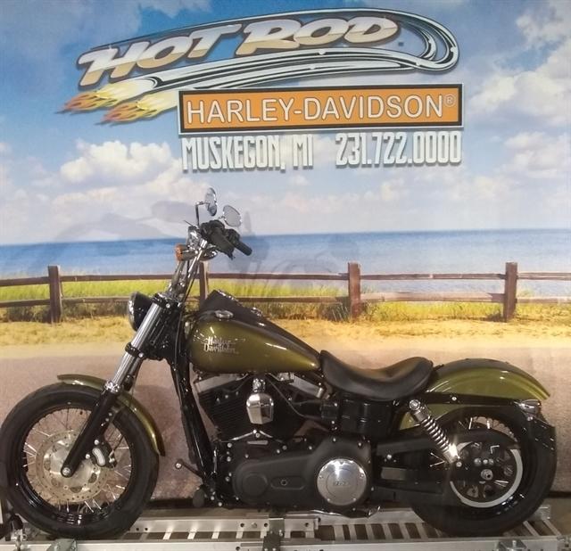 2017 Harley-Davidson Dyna Street Bob at Hot Rod Harley-Davidson
