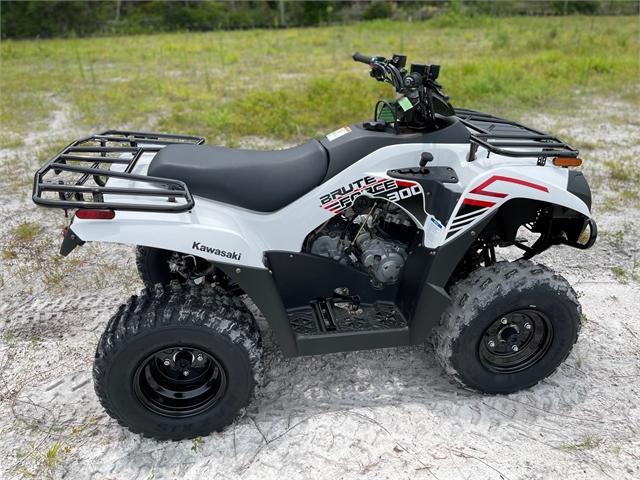 2021 Kawasaki Brute Force 300 at Powersports St. Augustine