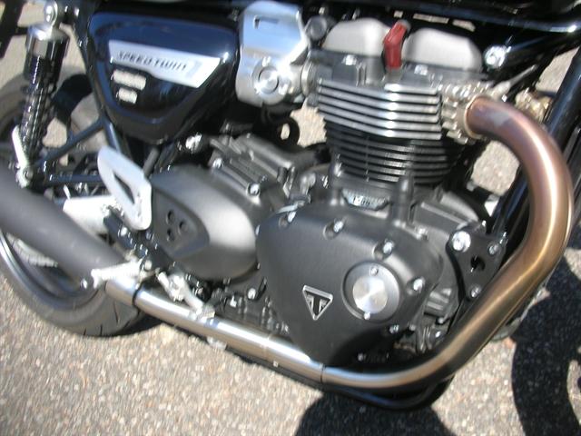 2019 Triumph Speed Twin Base at Hampton Roads Harley-Davidson