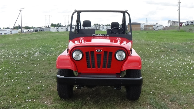 2019 Mahindra Roxor Base at Big Sky Harley-Davidson