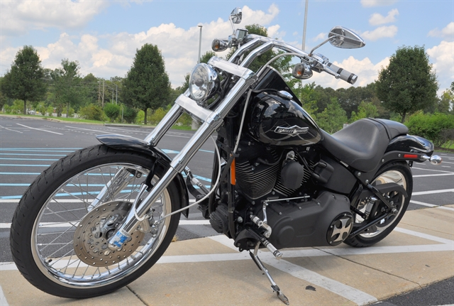 2008 Harley-Davidson Softail Night Train at All American Harley-Davidson, Hughesville, MD 20637