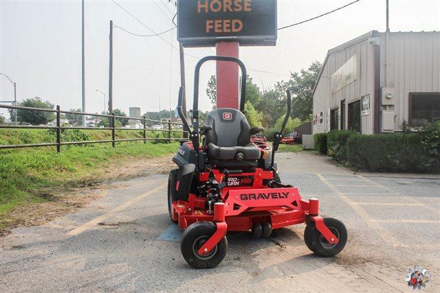2020 Gravely Pro-Turn 100 48 Kawasaki FX691V at Bill's Outdoor Supply