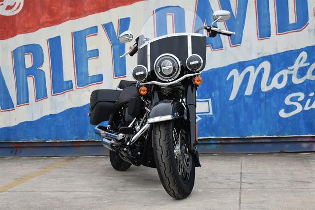 2019 Harley-Davidson Softail Heritage Classic 114 at Gruene Harley-Davidson