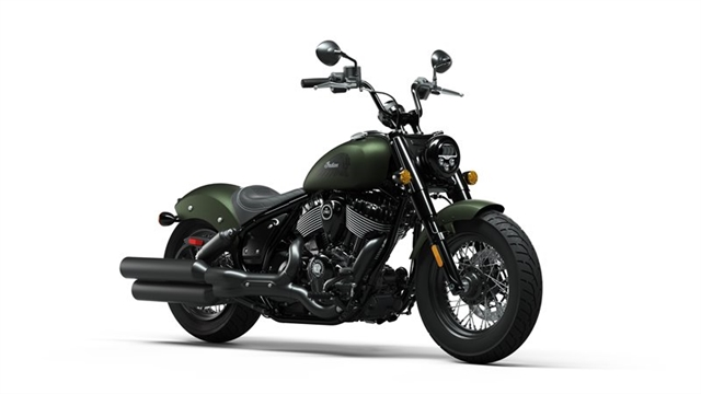 2022 Indian Chief Bobber Dark Horse at Fort Lauderdale