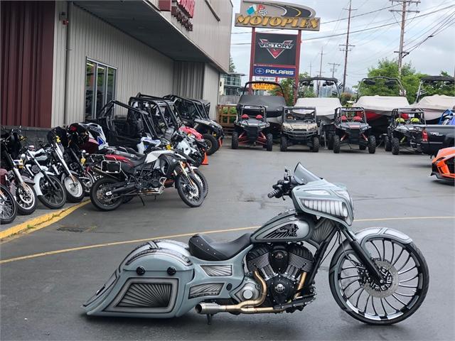 2018 Indian Chieftain Base at Lynnwood Motoplex, Lynnwood, WA 98037