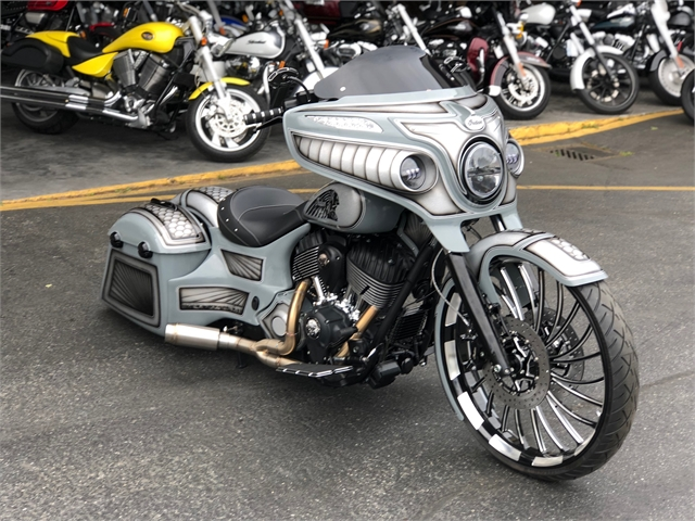 2018 Indian Chieftain Base at Lynnwood Motoplex, Lynnwood, WA 98037