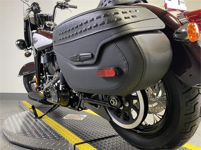 2021 Harley-Davidson Touring FLHCS Heritage Classic 114 at Worth Harley-Davidson