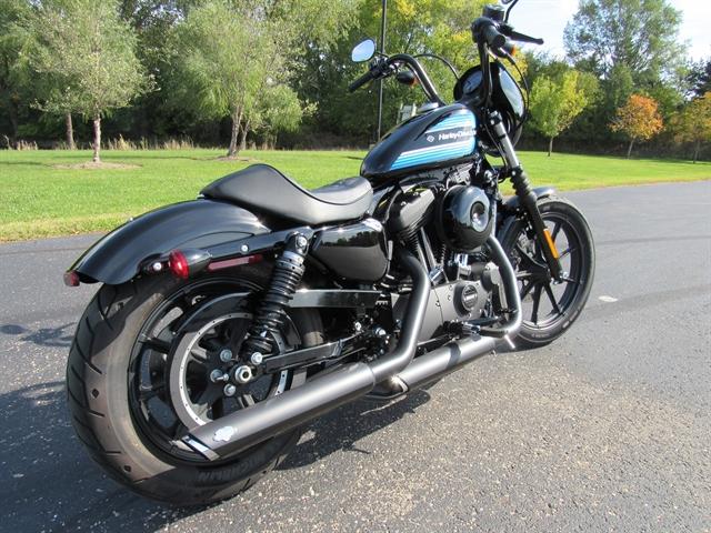 2018 Harley-Davidson Sportster Iron 1200 at Conrad's Harley-Davidson