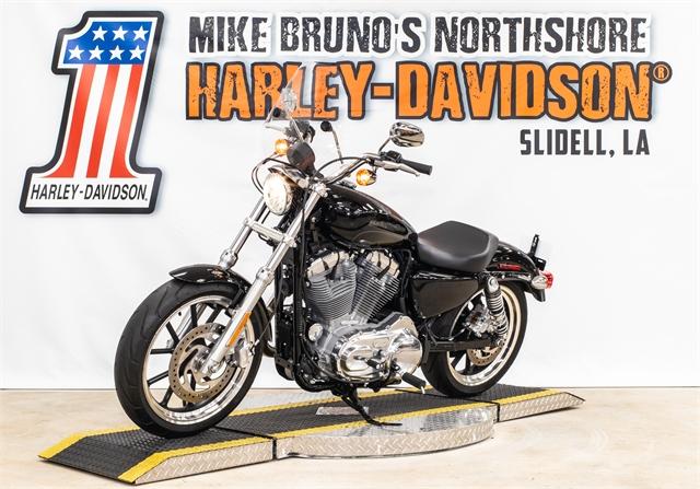 2018 Harley-Davidson Sportster SuperLow at Mike Bruno's Northshore Harley-Davidson