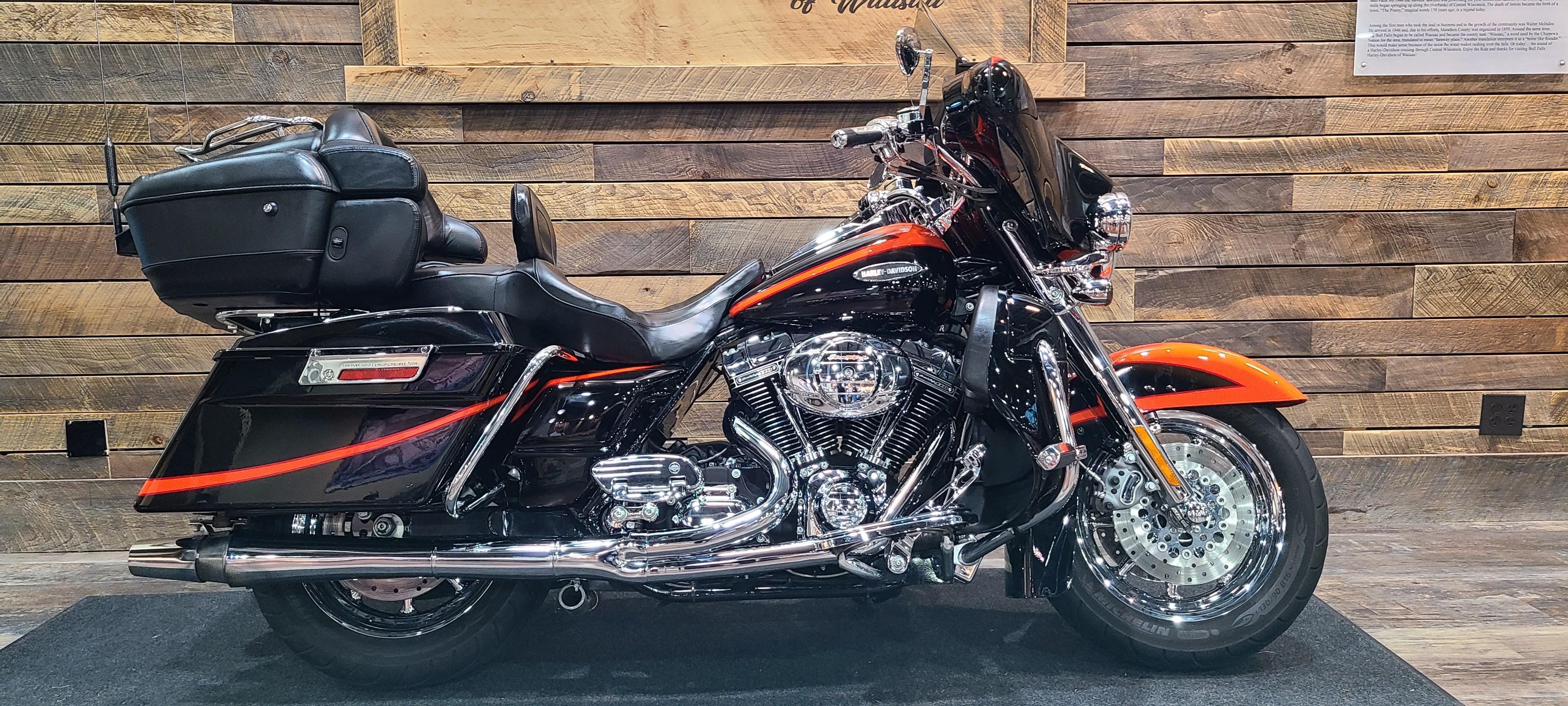 2007 Harley-Davidson FLHTCUSE2 at Bull Falls Harley-Davidson
