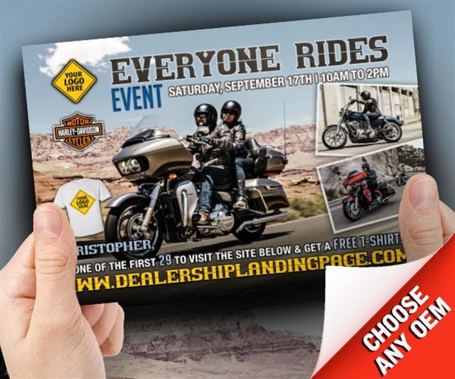2019 Anytime Everyone Rides Powersports at PSM Marketing - Peachtree City, GA 30269