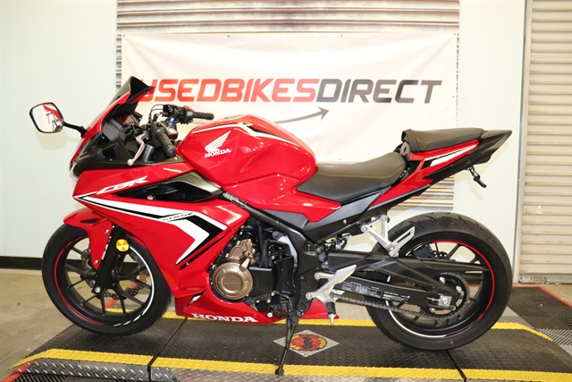 2019 Honda CBR500R Base at Used Bikes Direct
