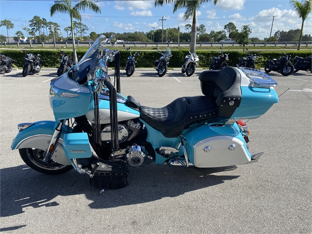 2021 Indian Roadmaster Base at Fort Myers