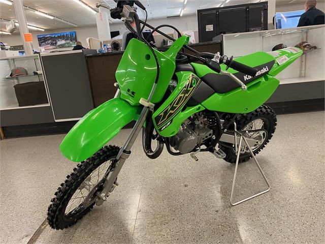 2021 Kawasaki KX 65 at Columbia Powersports Supercenter