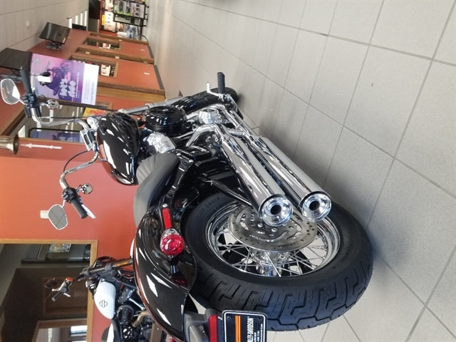2020 Harley-Davidson Softail Standard at Rooster's Harley Davidson