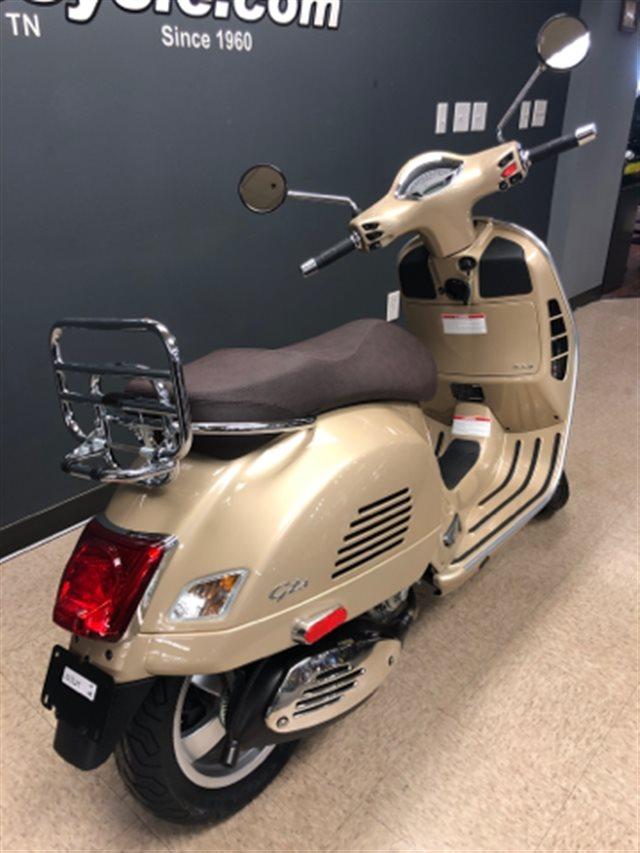 2019 Vespa GTS 300 GTS 300 E4 ABS at Sloan's Motorcycle, Murfreesboro, TN, 37129