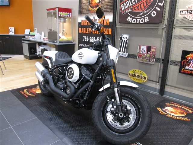 2018 Harley-Davidson Softail Fat Bob at Hunter's Moon Harley-Davidson®, Lafayette, IN 47905