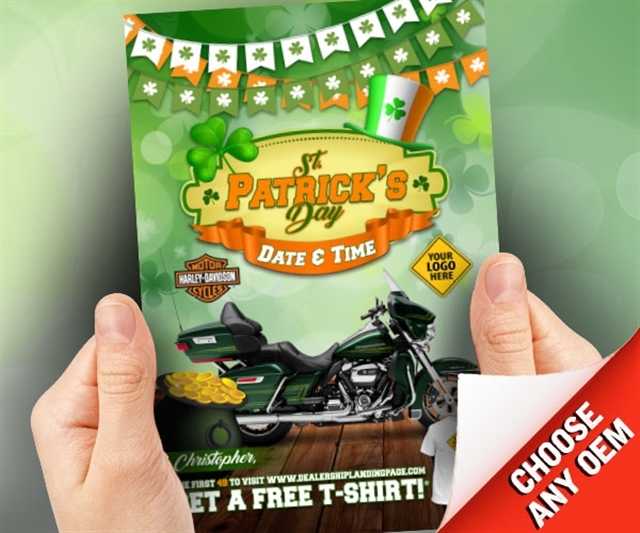 2019 SPRING St. Patrick's Day Powersports at PSM Marketing - Peachtree City, GA 30269