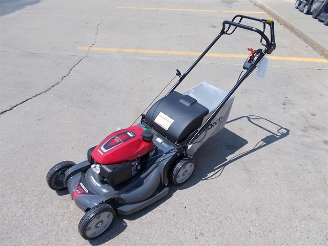 2019 Honda Lawn Mowers HRX217HYA at Nishna Valley Cycle, Atlantic, IA 50022