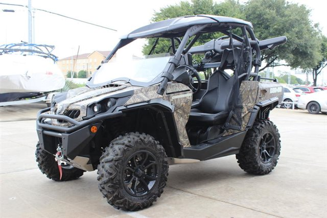 2016 Can-Am™ Commander 1000 Mossy Oak™ Hunting Edition at Kent Powersports, North Selma, TX 78154