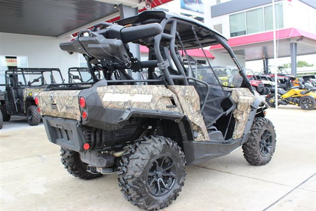 2016 Can-Am™ Commander 1000 Mossy Oak Hunting Edition at Kent Powersports, North Selma, TX 78154