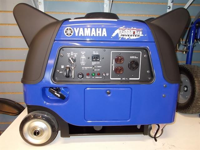 2018 Yamaha Power Portable Generator EF3000iSEB at Nishna Valley Cycle, Atlantic, IA 50022
