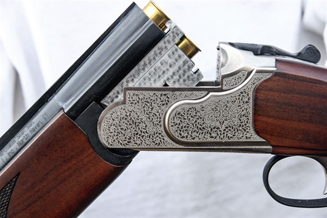2019 Mossberg International Silver Reserve II at Harsh Outdoors, Eaton, CO 80615