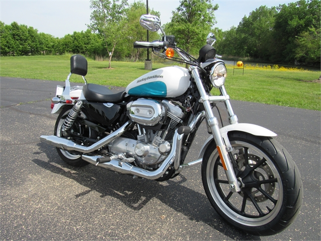 2016 Harley-Davidson Sportster SuperLow at Conrad's Harley-Davidson