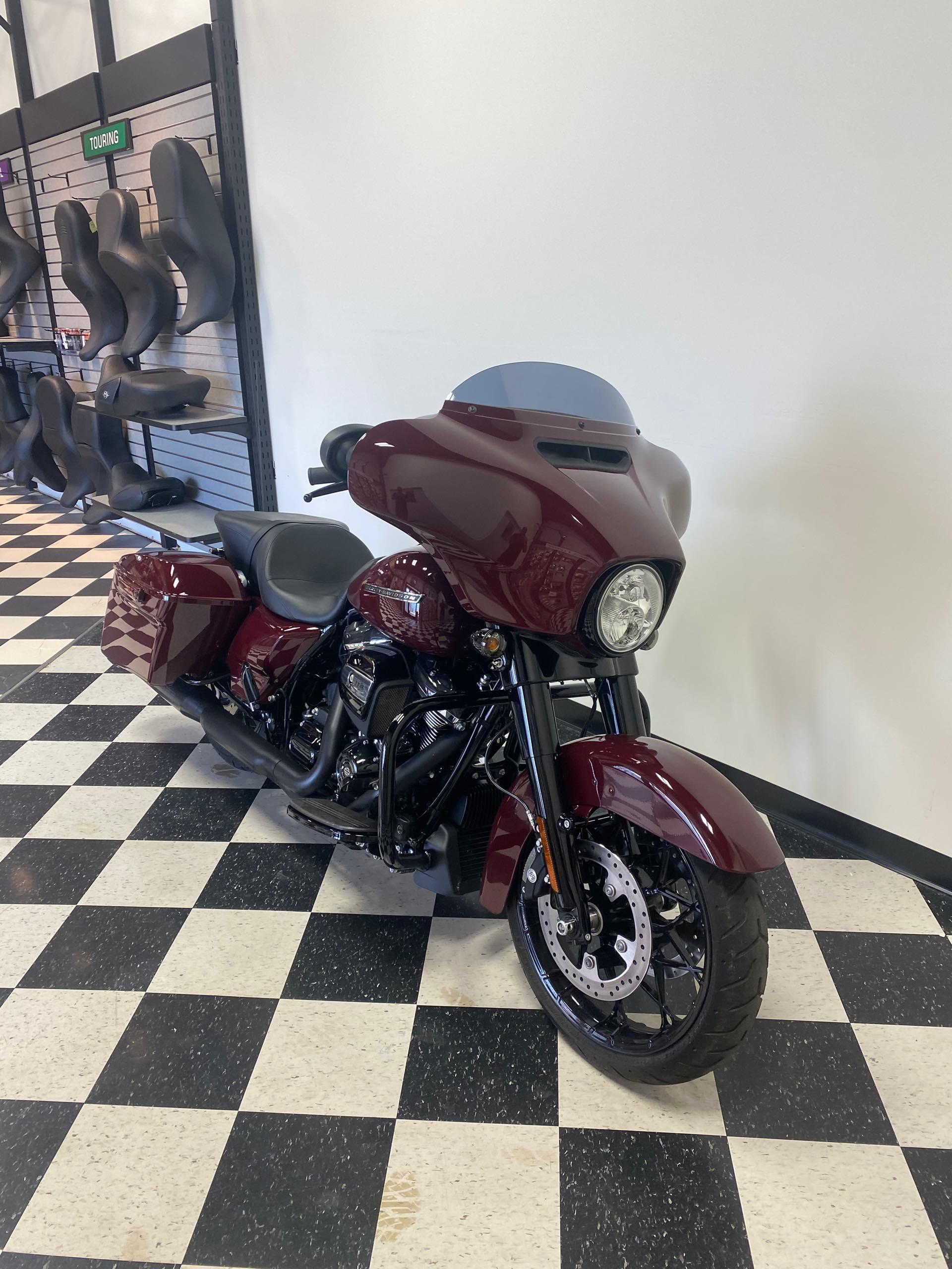 2020 Harley-Davidson Touring Street Glide Special at Deluxe Harley Davidson