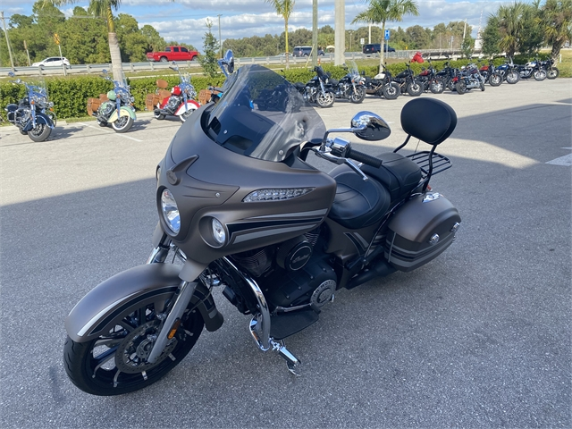 2018 Indian Chieftain Limited at Fort Myers