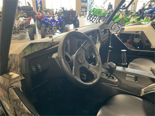 2021 Kawasaki Teryx Camo at Star City Motor Sports