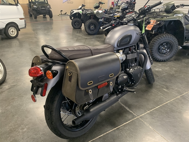2018 Triumph Bonneville T120 Base at Star City Motor Sports