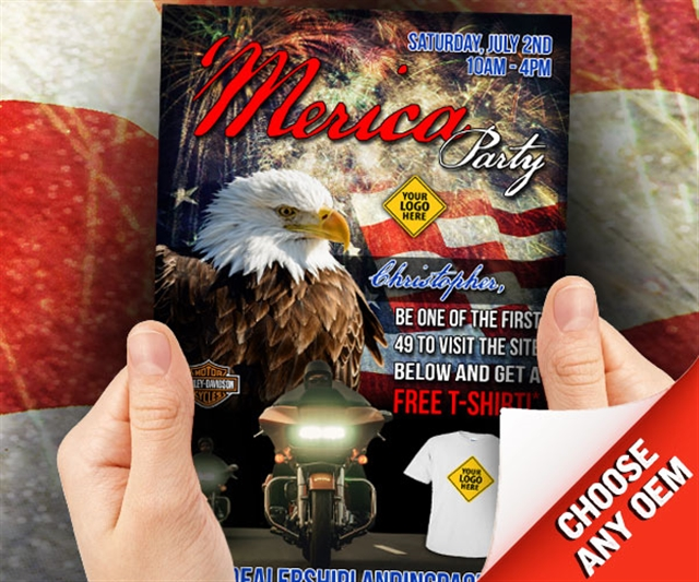 Merica Party Powersports at PSM Marketing - Peachtree City, GA 30269