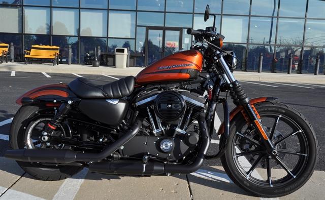 2020 Harley-Davidson Sportster Iron 883 at All American Harley-Davidson, Hughesville, MD 20637