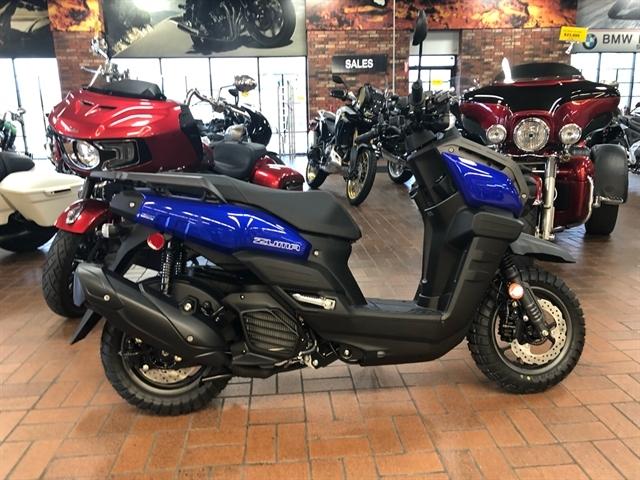2022 Yamaha Zuma 125 at Wild West Motoplex