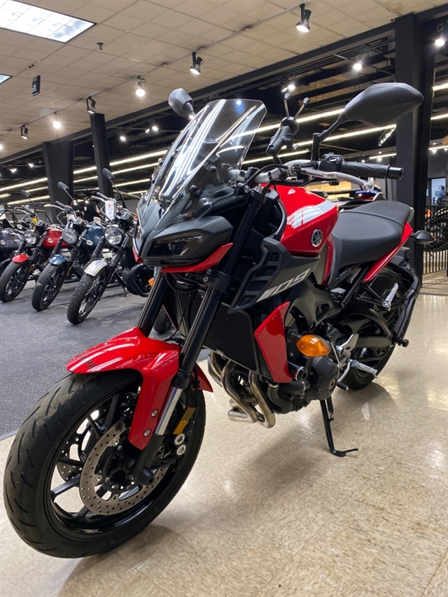 2018 Yamaha MT 09 at Sloans Motorcycle ATV, Murfreesboro, TN, 37129