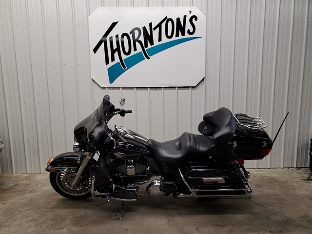 2009 Harley-Davidson Electra Glide Ultra Classic at Thornton's Motorcycle - Versailles, IN