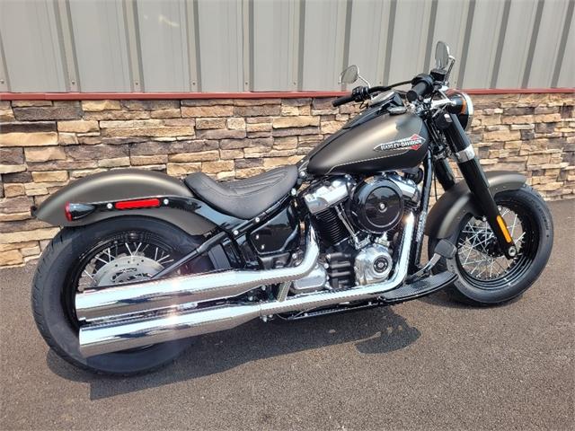 2021 Harley-Davidson Cruiser FLSL Softail Slim at RG's Almost Heaven Harley-Davidson, Nutter Fort, WV 26301