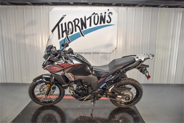 2021 Kawasaki Versys-X 300 ABS at Thornton's Motorcycle - Versailles, IN