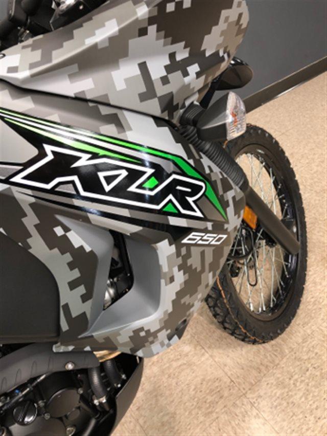 2018 Kawasaki KLR 650 at Sloan's Motorcycle, Murfreesboro, TN, 37129