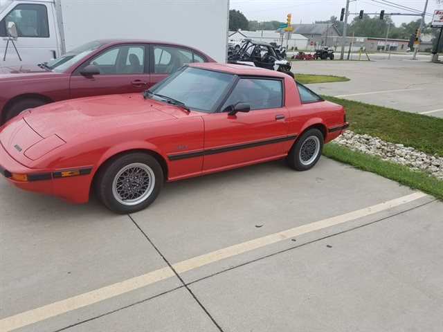 1984 Mazda RX-7 GS (Price Reduced) at Brenny's Motorcycle Clinic, Bettendorf, IA 52722