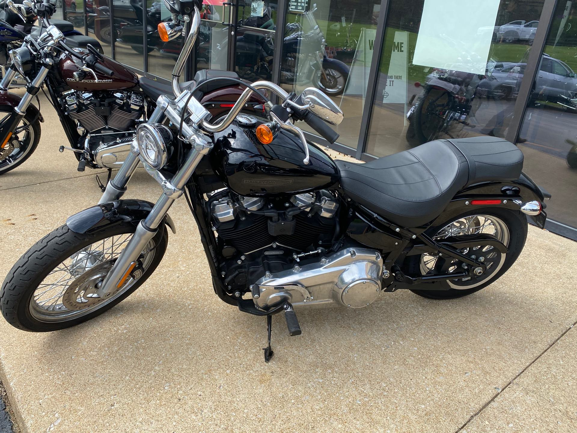 2020 Harley-Davidson Softail Standard at Gold Star Harley-Davidson