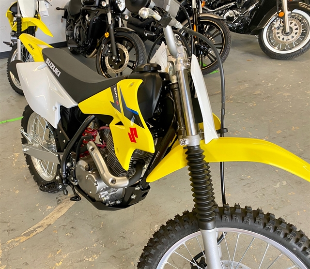 2020 Suzuki DR-Z 125L at Shreveport Cycles
