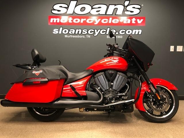 2016 Victory Cross Country Base at Sloans Motorcycle ATV, Murfreesboro, TN, 37129