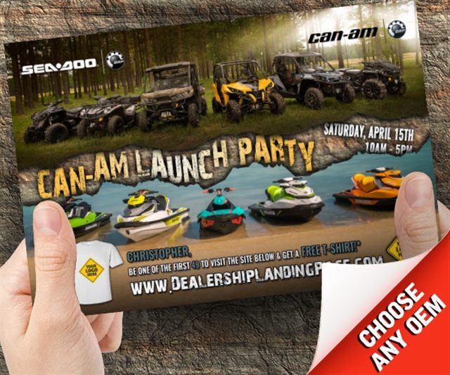 2019 Anytime Launch Party Powersports at PSM Marketing - Peachtree City, GA 30269