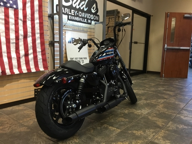 2020 Harley-Davidson Sportster Iron 1200 at Bud's Harley-Davidson