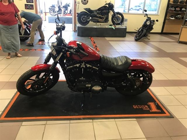 2018 Harley-Davidson Sportster Iron 883 at High Plains Harley-Davidson, Clovis, NM 88101