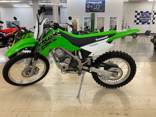 2021 Kawasaki KLX 140R F at Columbia Powersports Supercenter